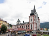 Mariazell. Photo : Herbert Ortner. Source : Wikimedia Commons. Licence : Creative Commons.